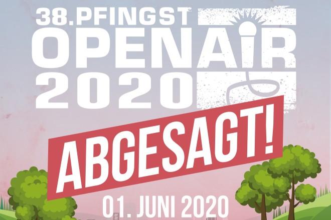 Grafik Pfingst Open Air