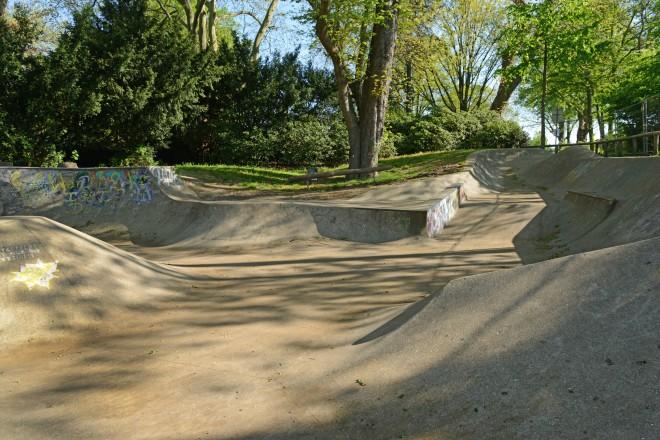 Foto: Skateanlage in Kray