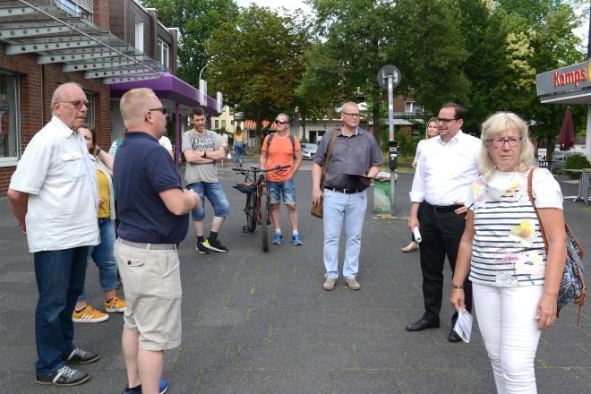 Bürgerdialog in Essen- Überruhr