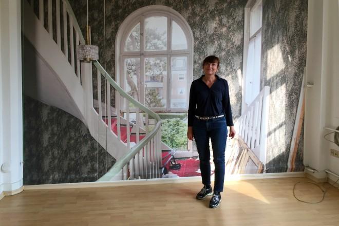 Die Künstlerin Anne Berlit wurde für den Kunstpreis CityARTists vorgeschlagen.