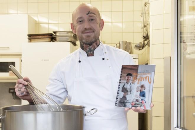 Der Koch Björn Stockmann