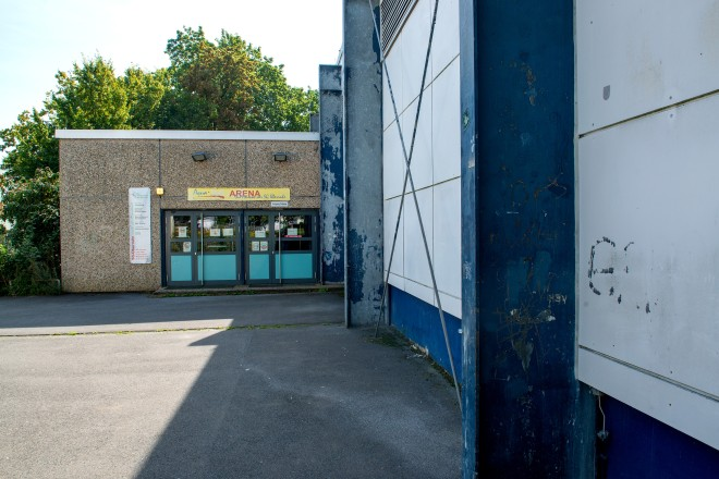 Sporthalle an der Klapperstraße