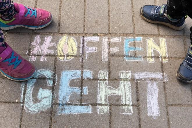 Foto: Die Aktionen laufen unter dem Motto #offengeht um ein Zeichen für Toleranz und Vielfalt zu setzen