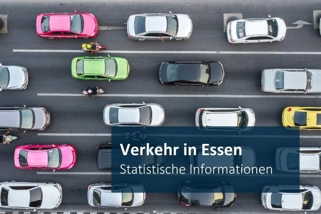Grafik: Verkehr in Essen: statistische Informationen