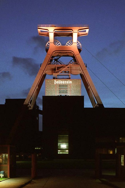 Foto: Zeche Zollverein