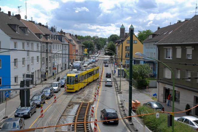 Helenenstraße, Essen-Altendorf.