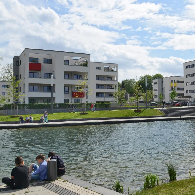 Uferviertel am Niederfeldsee