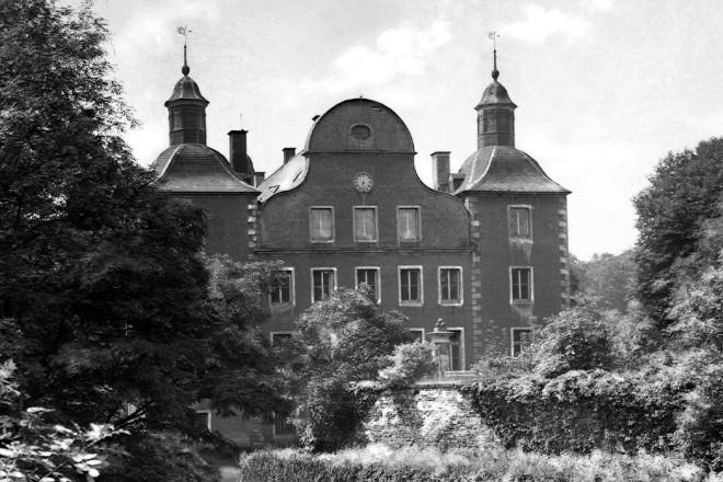 Schloß Borbeck vor 1939