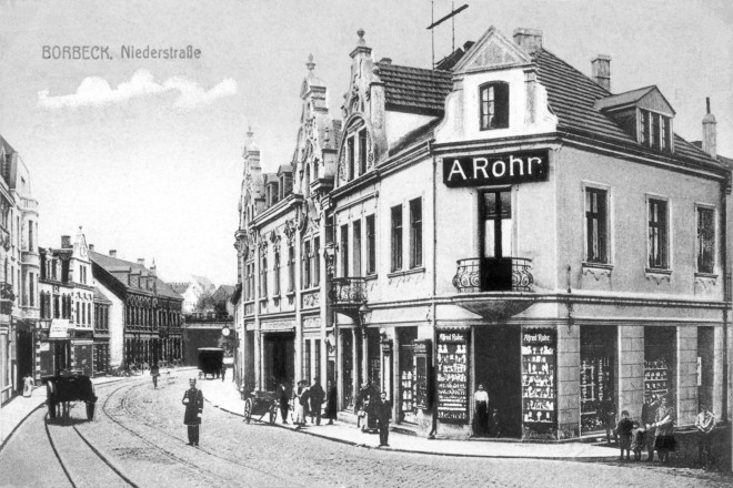 Borbeck- Niederstrasse