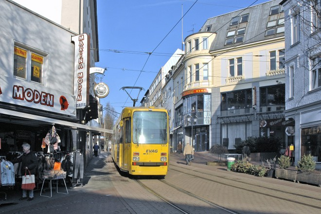Essen-Borbeck, Marktstraße