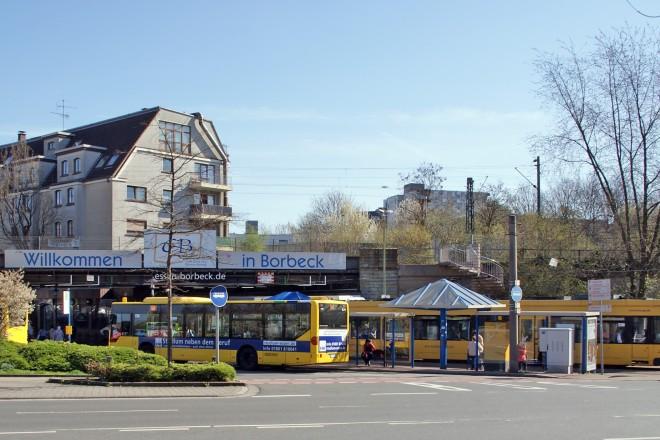 Marktstrasse Busbahnhof
