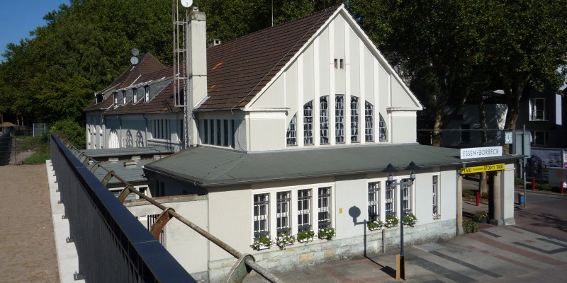 Foto: Bahnhof Essen-Borbeck
