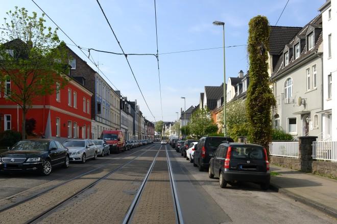 Bredeneyer Straße