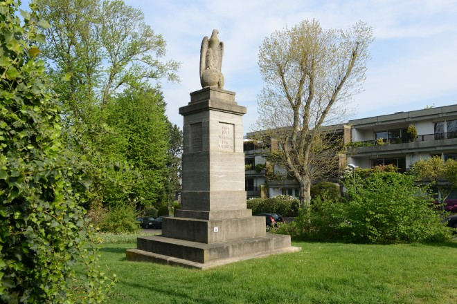 Jahrhundert Denkmal in Bredeney
