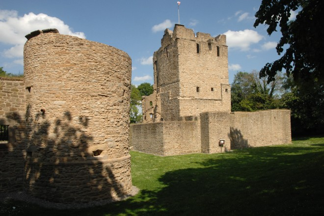 Burgruine Altendorf