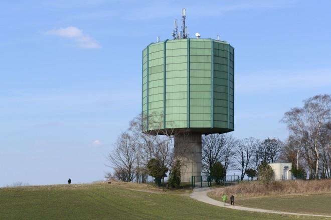 Der Byfanger Wasserturm