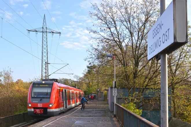 Bahnhof Essen-Dellwig-Ost