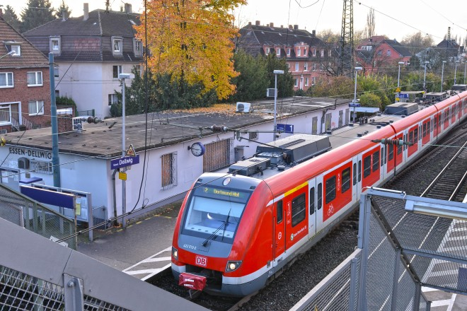 ÖPNV; Köln-Mindener-Eisenbahn; S-Bahn; S 2