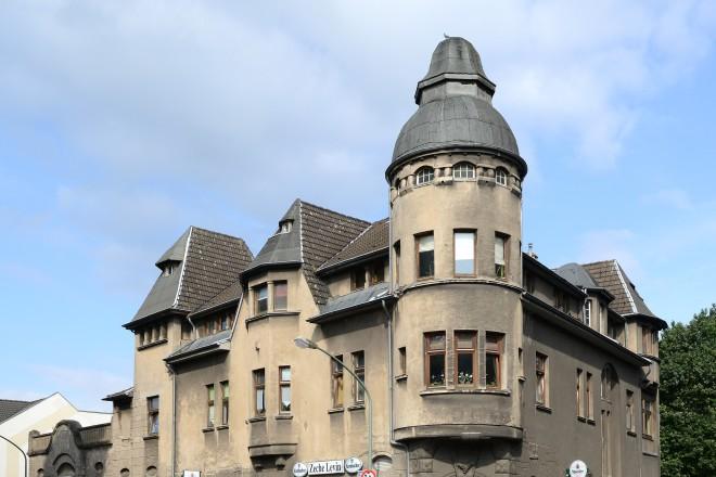 Gebäude der ehemaligen Zeche Levin