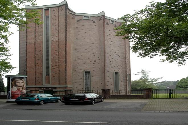 Wasserturm in Essen-Frillendorf