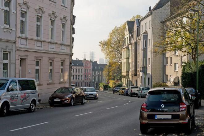 Frillendorf - Elisabethstraße.