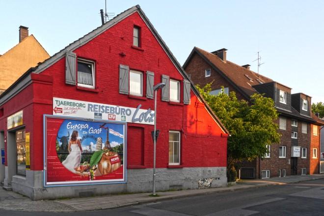 Heilstraße Ecke Frintroper Straße
