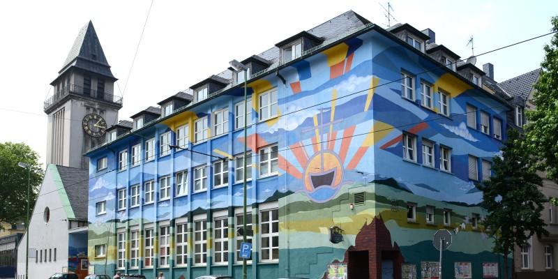 APO- Haus Kinder und Jugendzentrum
