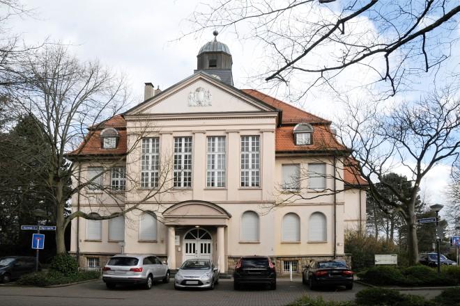 Rathaus Heisingen