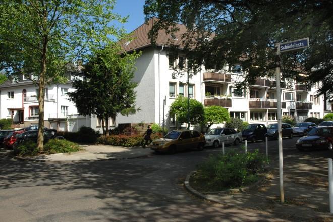Schönleinstraße in Essen-Holsterhausen