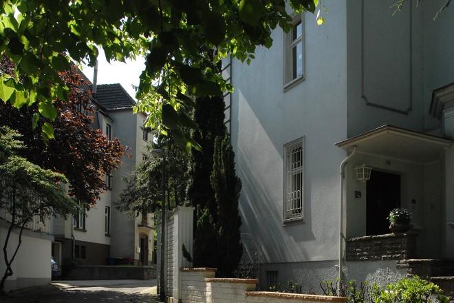 An der Pellmannstraße in Essen-Holsterhausen