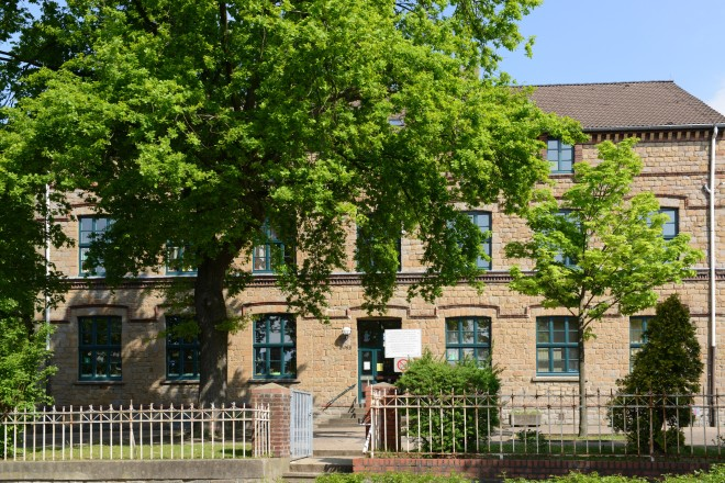 Schule am Hellweg Abzweig Horster Berg Steele- Horst
