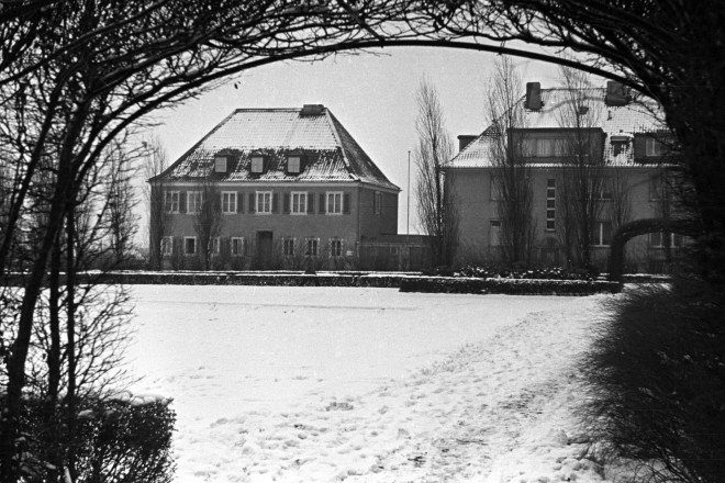 Camillo-Sitte-Platz in Huttrop 17.05.1938