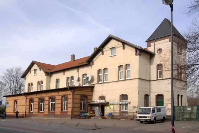 Essen Kray, Bahnhof,