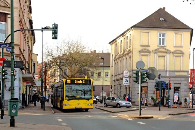 Essen-Kray, Krayer Straße