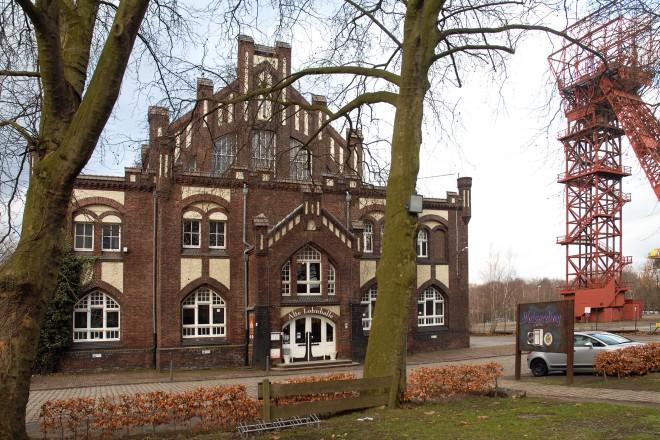 Zeche Bonifacius in Essen-Kray