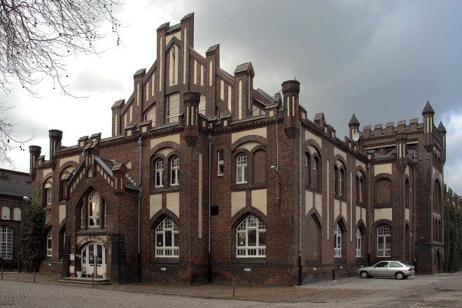 Zeche Bonifatius in Essen-Kray