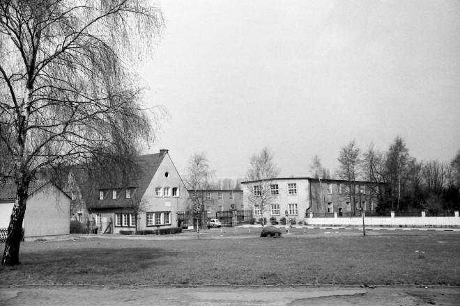 Ehemalige Ruhrlandkaserne