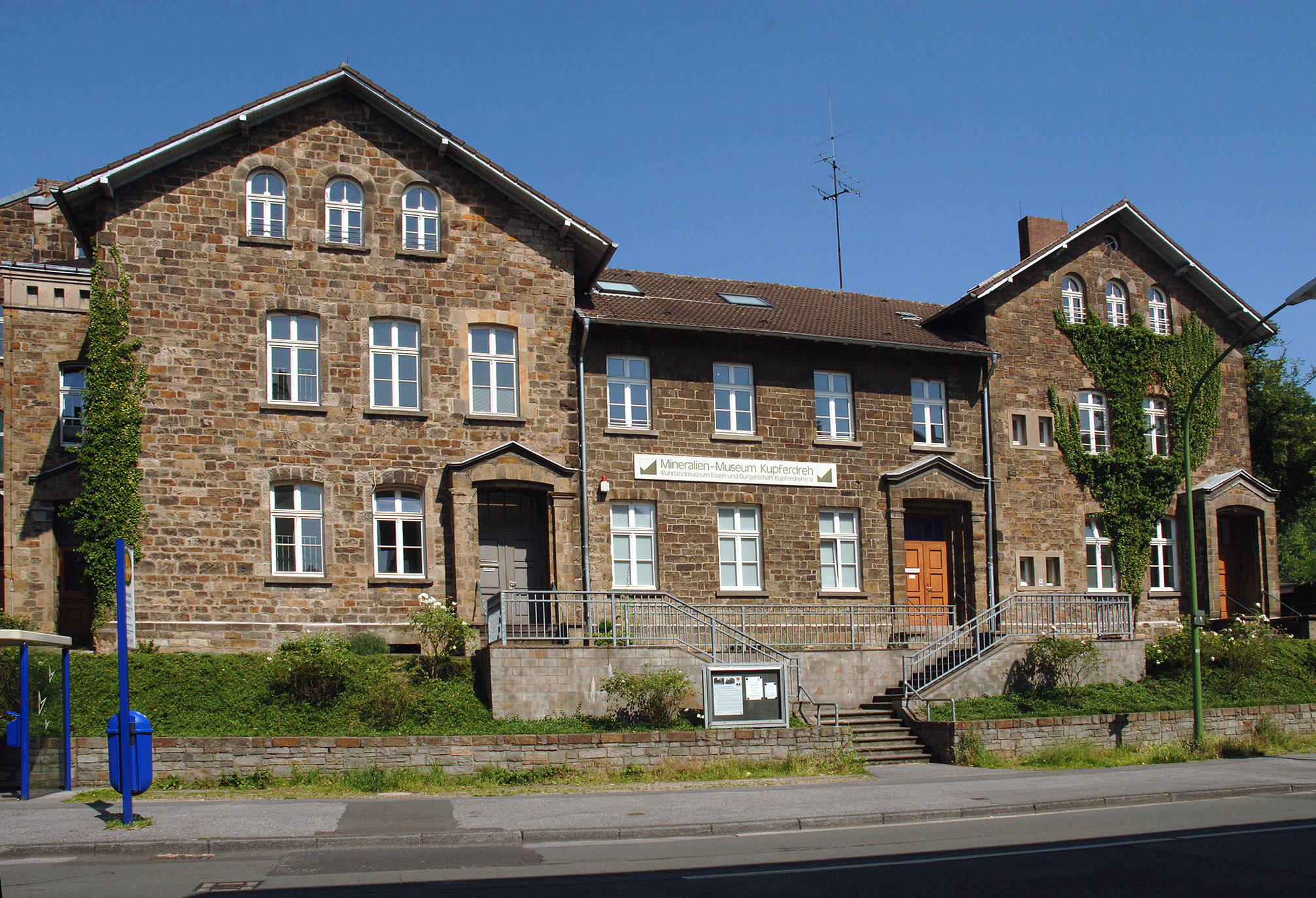Mineralien- Museum