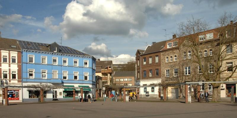 Kupferdreher Marktplatz