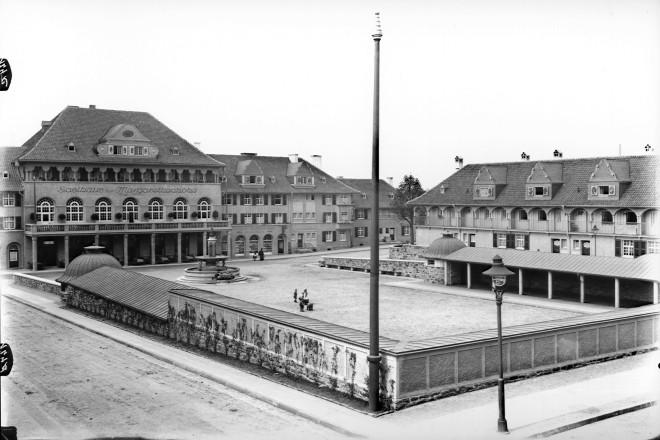 Marktplatz Margarethenhöhe