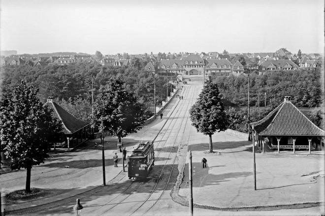 Margarethenhöhe nach 1920