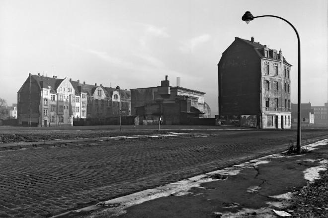 Nordviertel Segeroth Januar 1971