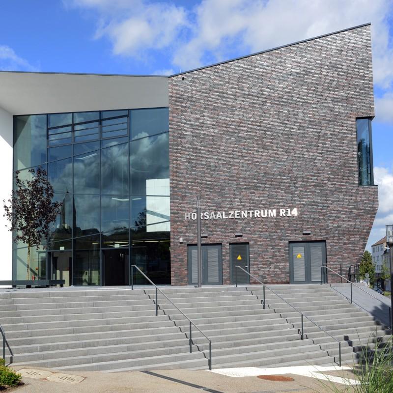 Hörsaalzentrum der Universität Duisburg- Essen