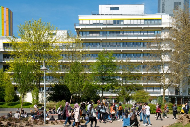 Campus der Universität Duisburg- Essen in Essen