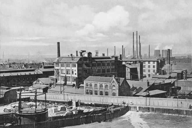 Chemische Fabrik Th.Goldschmidt vor 1939