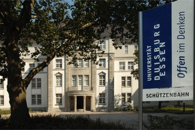 Universität Duisburg- Essen Schützenbahn