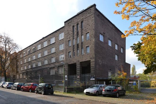 Das ehemalige städtische Leihamt in der Söllingstraße 13-15, Ostviertel,