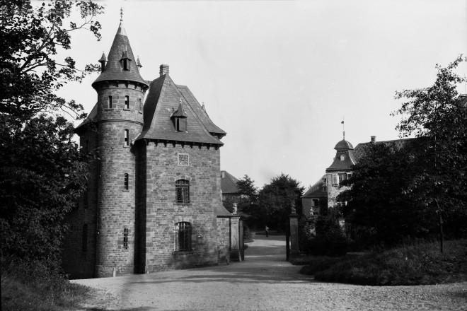 Schloß Schellenberg vor 1939