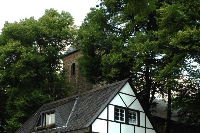 Ehemaliges Armenhaus am Glockenberg