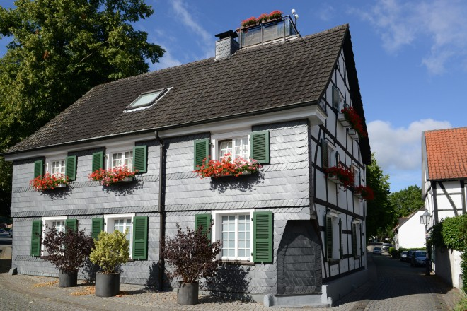 Fachwerkhaus am Riesweg